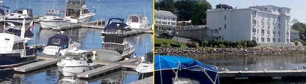 Fort Knox Park Inn full service marina