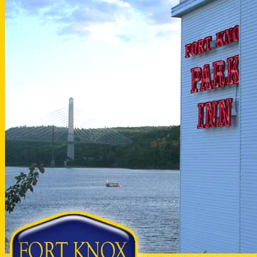 Fort Knox Inn, Bucksport, Maine